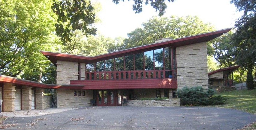 Elam House Front view
